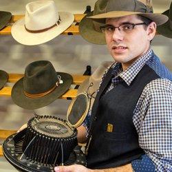41ca482ade02a Watson s Hat Shop - 10 Reviews - Hats - 7100 E Cave Creek Rd