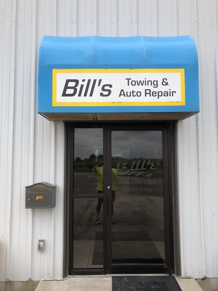 Towing business in Reedsburg, WI