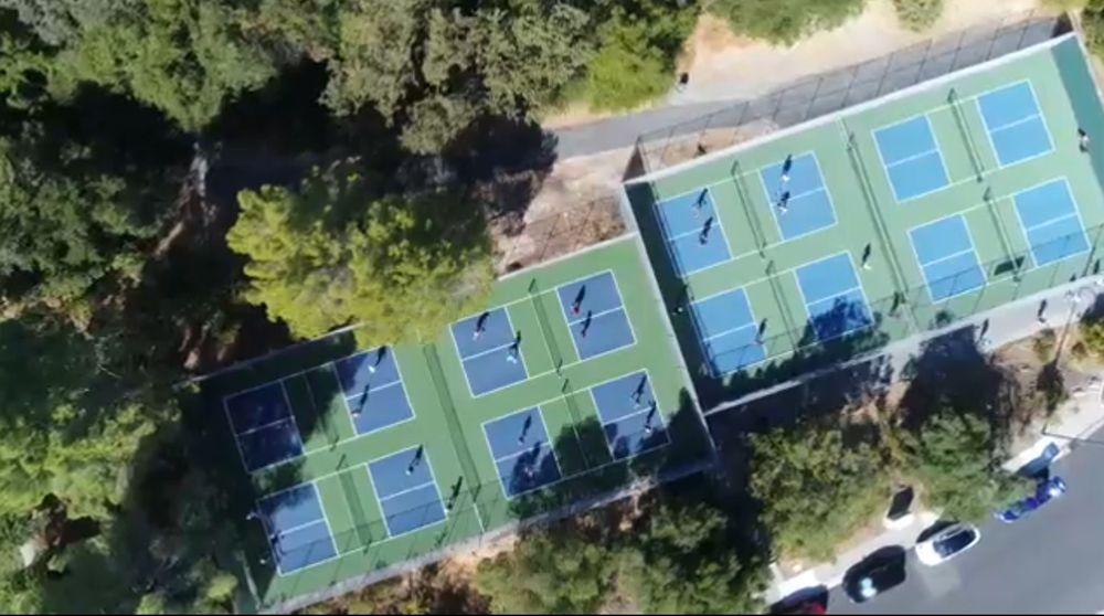 Walnut Creek Pickleball Club: 2261 Dapplegray Ln, Walnut Creek, CA