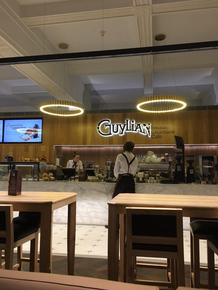 Guylian belgian chocolate cafe 28 photos cafes 101 for 256 st georges terrace