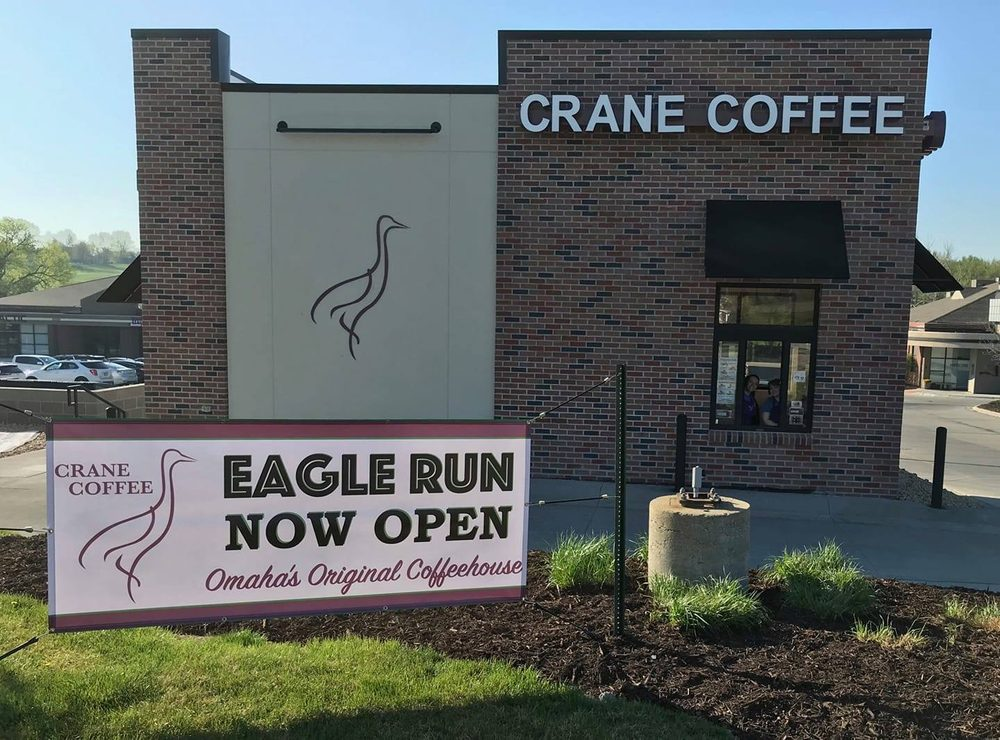 Crane Coffee: 3695 N 129th St, Omaha, NE