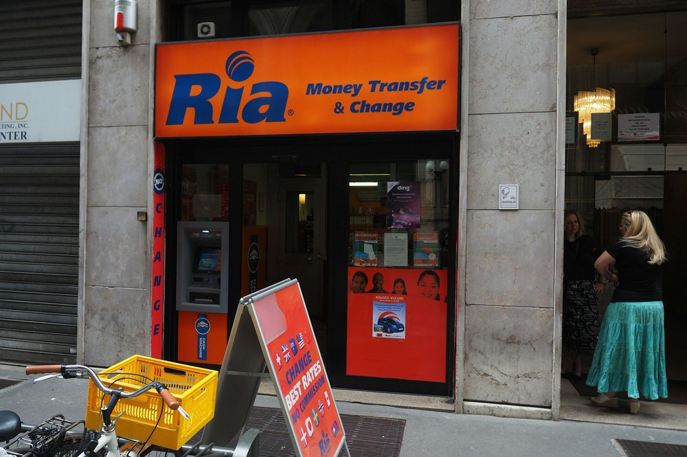 Ria Money Transfer Financial Services Viale Gran So 23 Città Studi Milan Italy Phone Number Yelp