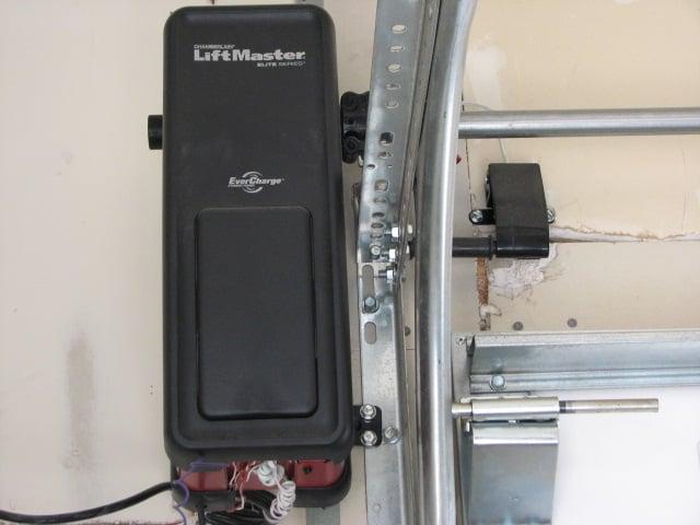 Lift master jackshaft opener side mount yelp for Archway garage doors simi valley