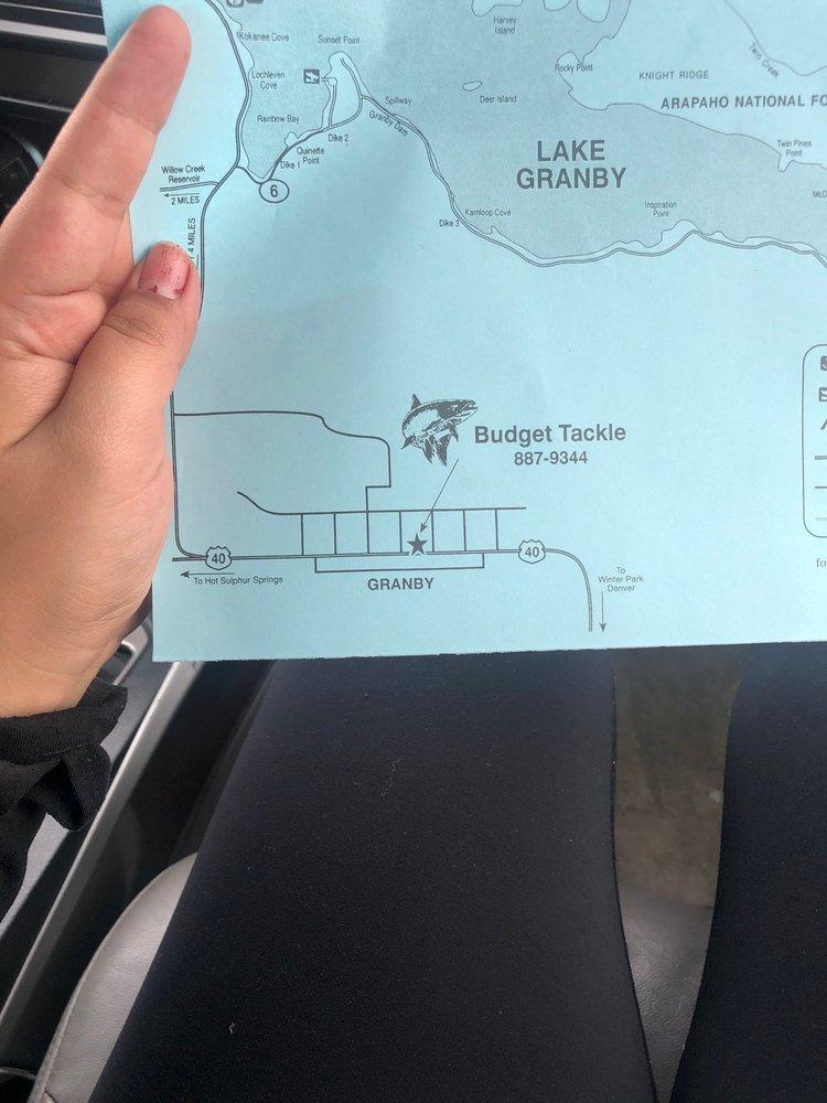Budget Tackle: 255 E Agate Ave, Granby, CO