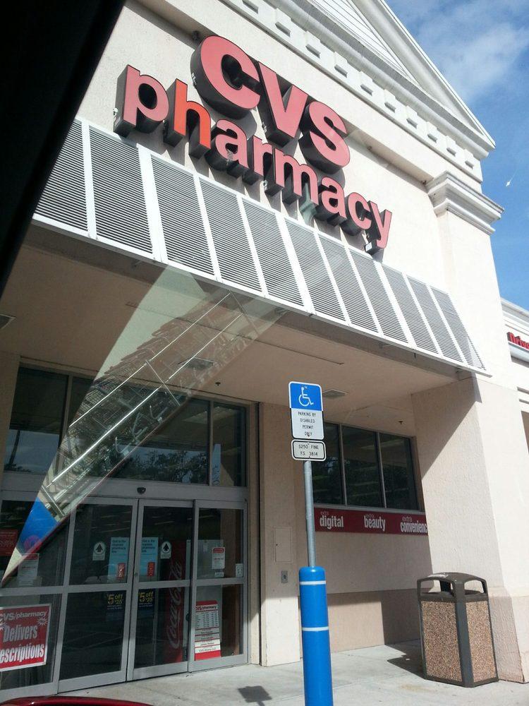 CVS Pharmacy: 5403 University Pkwy, University Park, FL