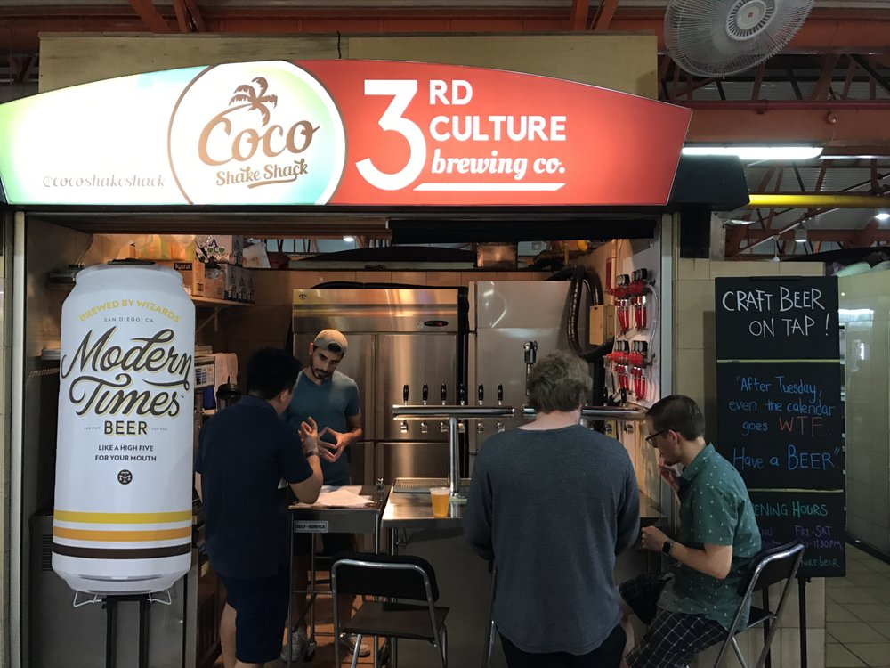 3rd Culture Brewing Co. Singapore