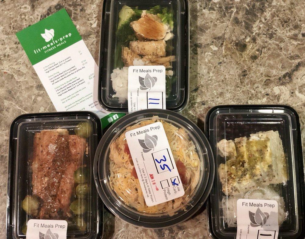 Fit Meals Prep: 8653 N Beach St, Fort Worth, TX