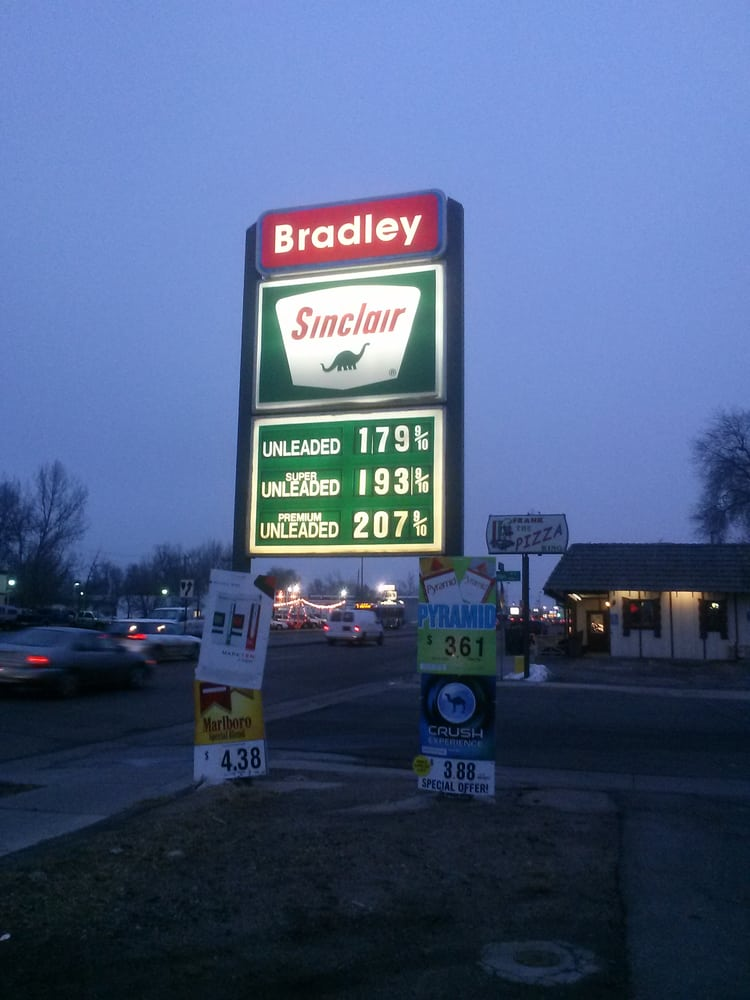 Open Gas Stations Near Me >> Bradley Petroleum - Gas Stations - 4695 S Broadway, Englewood, CO, United States - Phone Number ...