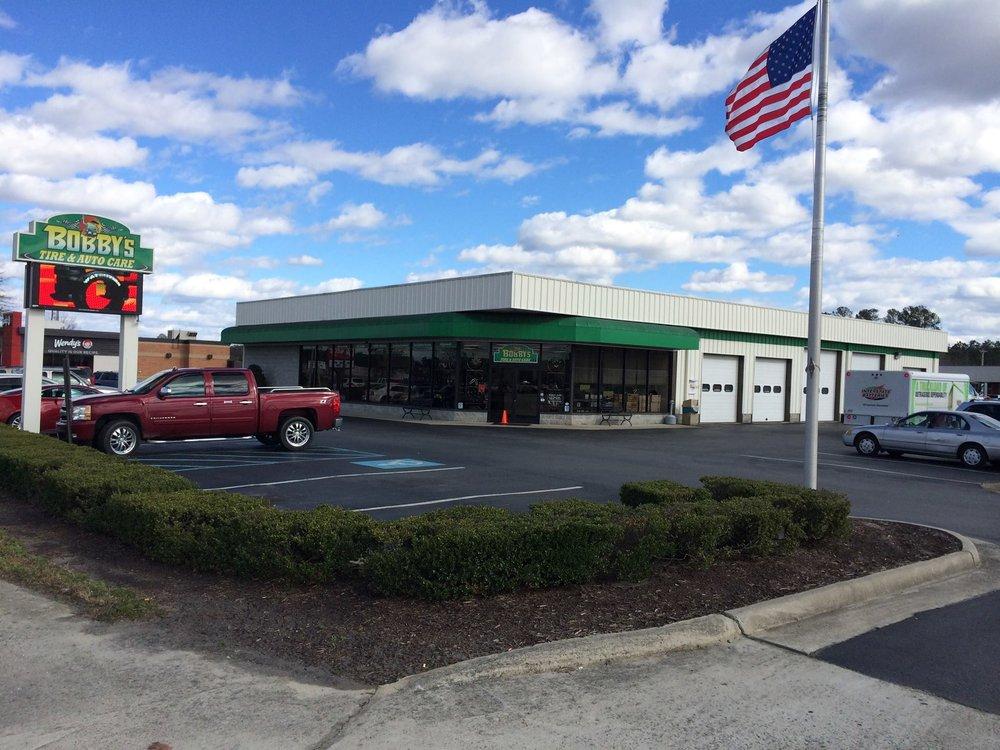 Bobby's Tire & Auto Care: 1381 Armory Dr, Franklin, VA