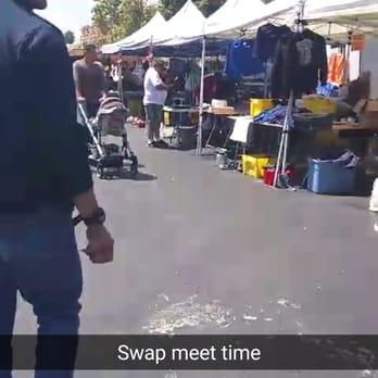 cypress college swap meet flea market