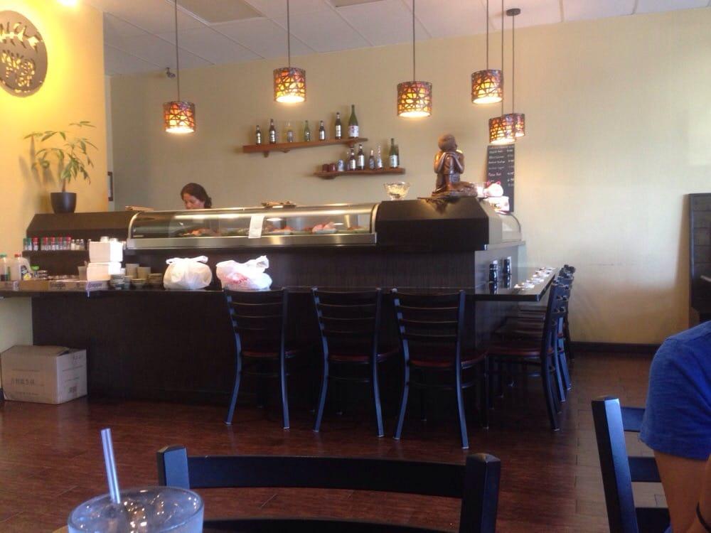 Sushi bar yelp for Naked fish hayward