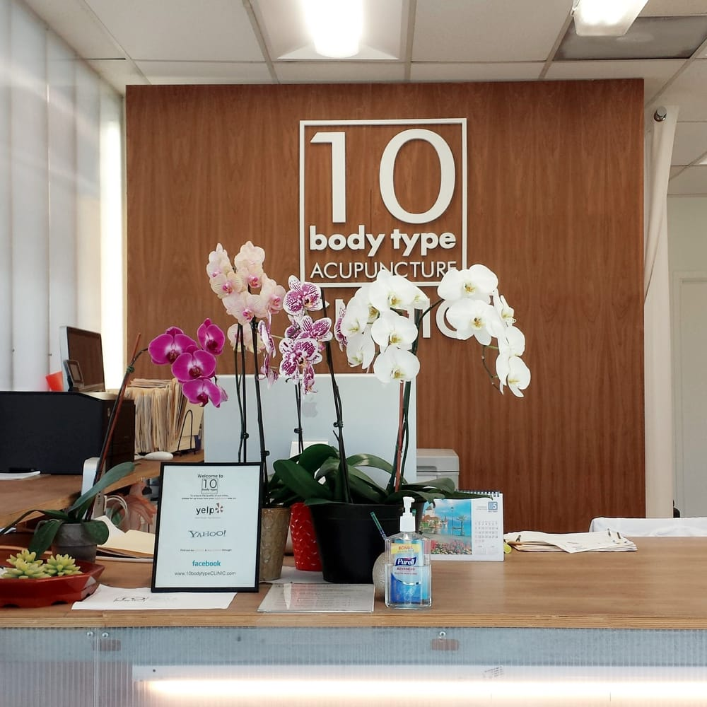 10 Body Type Acupuncture Clinic