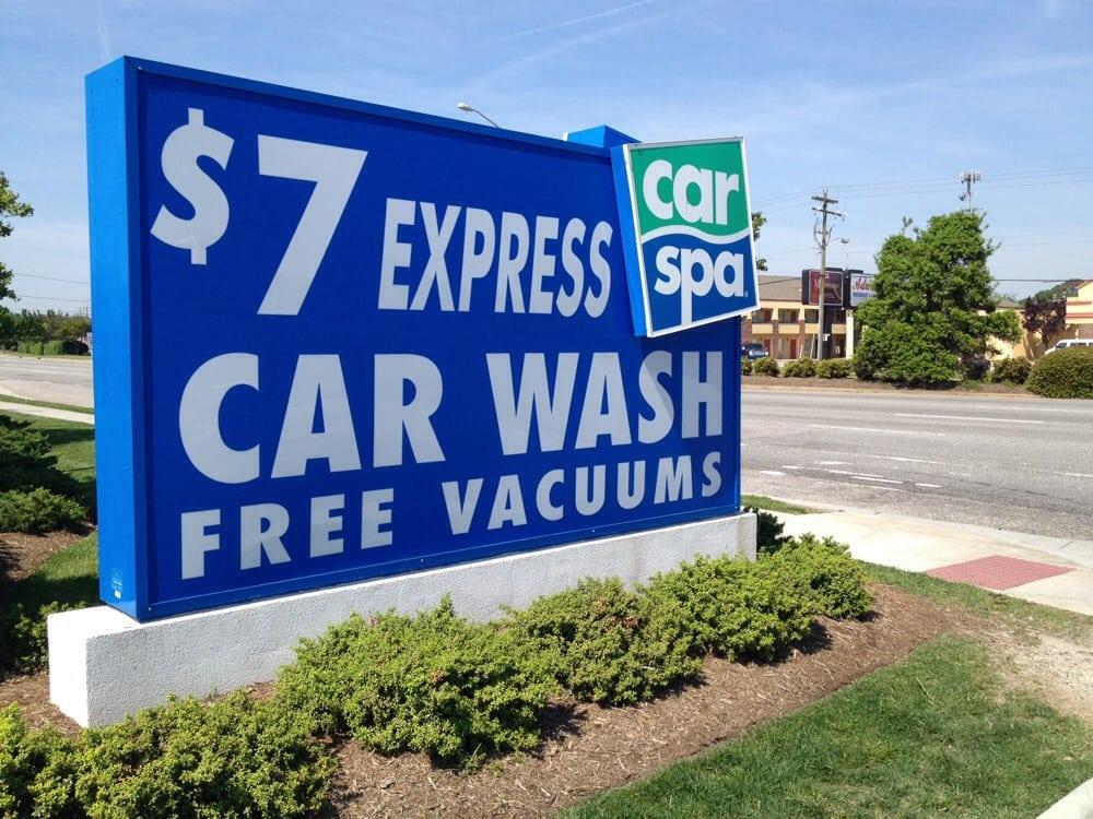 Car Wash Hampton Va