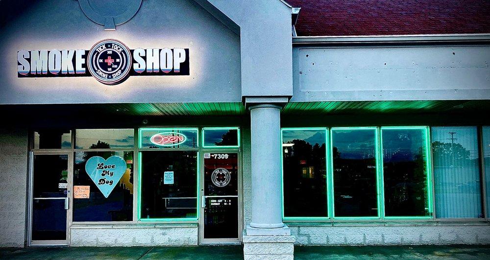 Tick Tock Smoke Shop: 7309 Secor Rd, Lamberville, MI