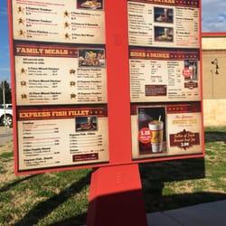 Chicken Express Fast Food 1001 N Saginaw Blvd Far Northwest