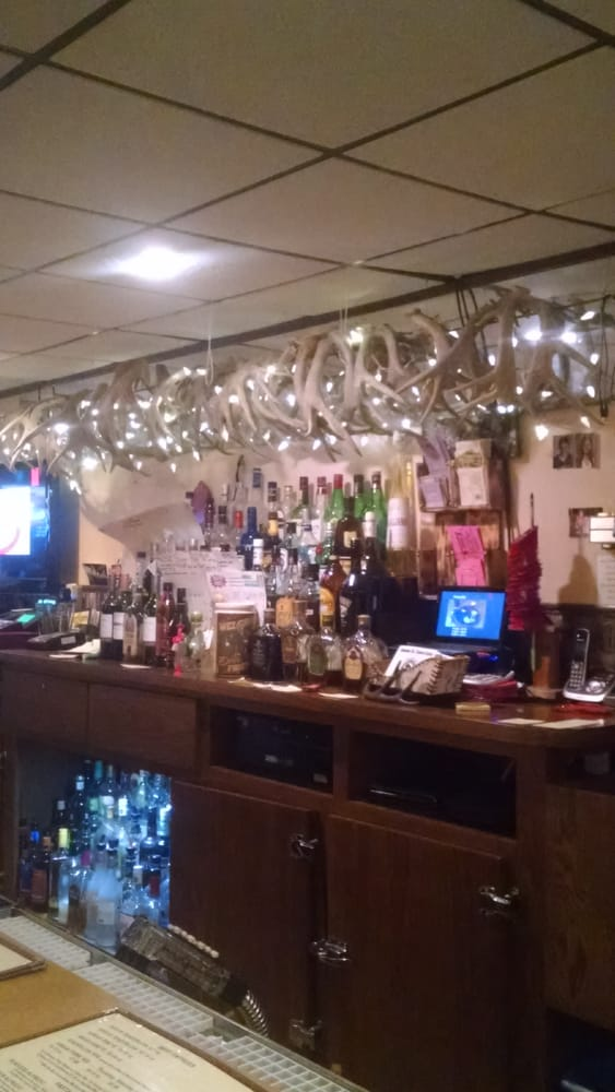 Antlers Supper Club: 120 E Green Bay St, Bonduel, WI