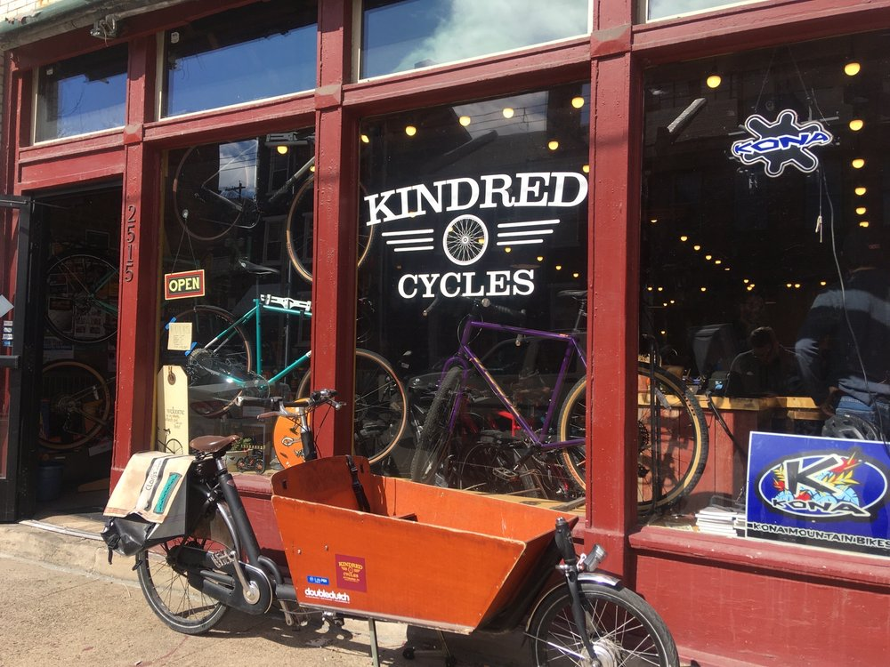 Kindred Cycles: 2515 Penn Ave, Pittsburgh, PA