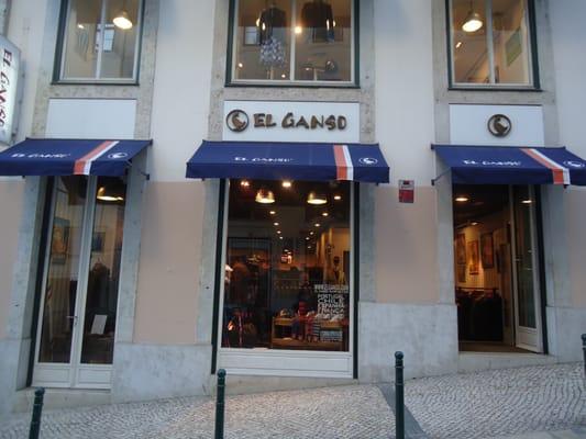 Foto de El Ganso - Lisboa, Portugal