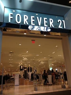 Forever 21 Women S Clothing Arcadia Ca Yelp