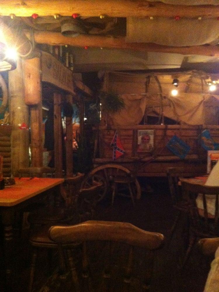 Country & Western Lokal Goldgräber Gaststätte Restaurant ...