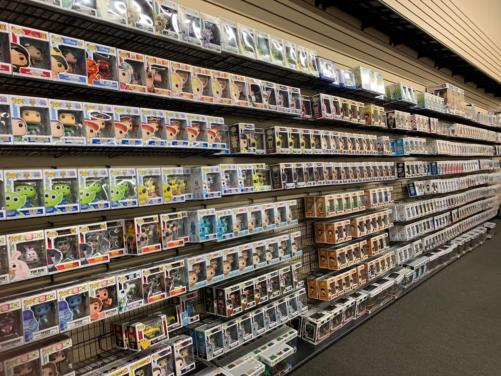 Madness Games and Comics: 3000 Custer Rd, Plano, TX