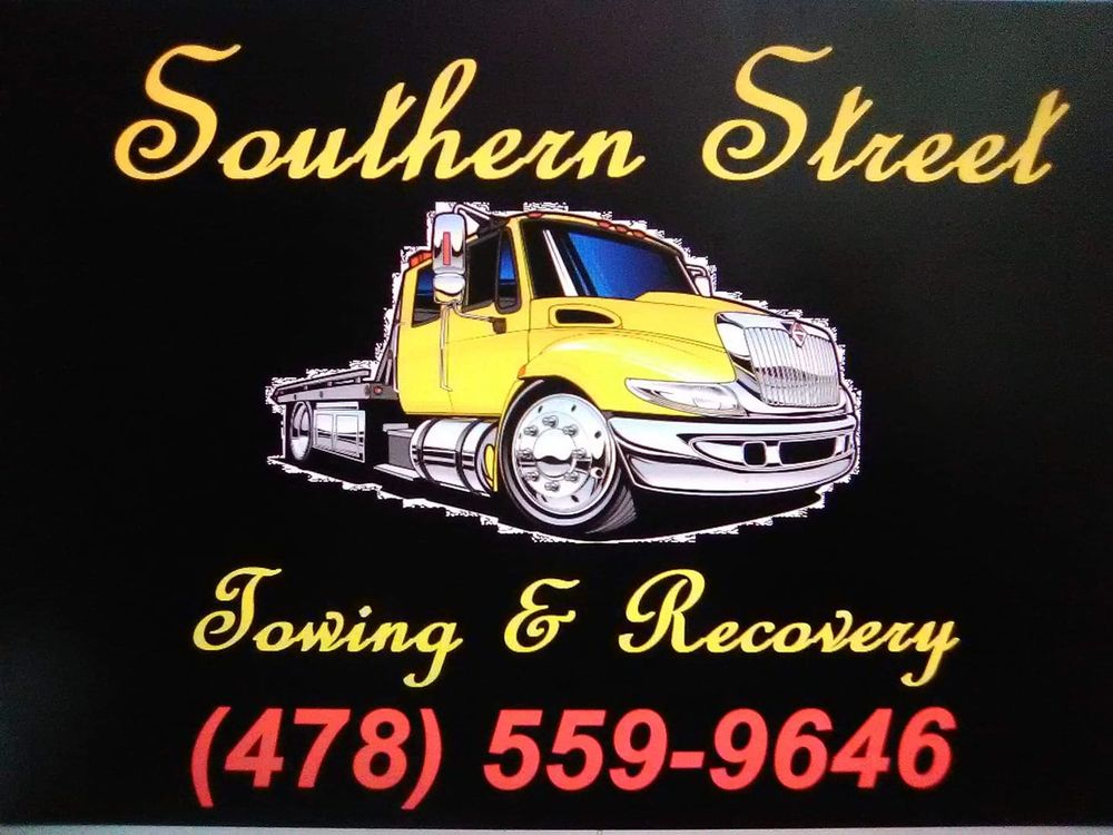 Southern Street Towing & Recovery: Dublin, GA
