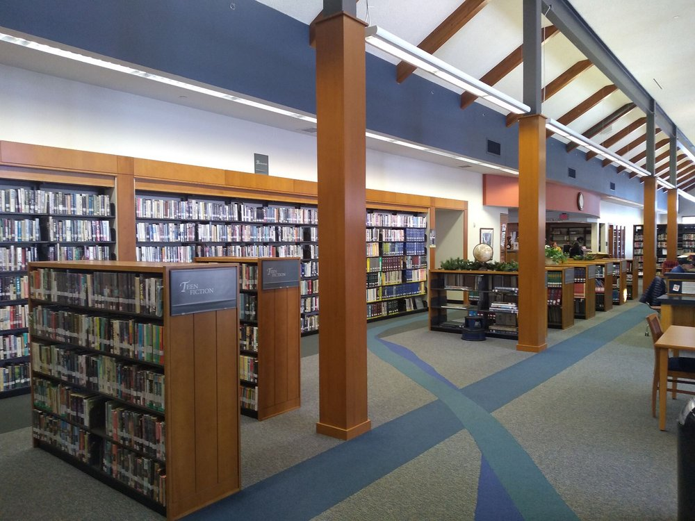 Coloma Public Library: 151 W Center St, Coloma, MI