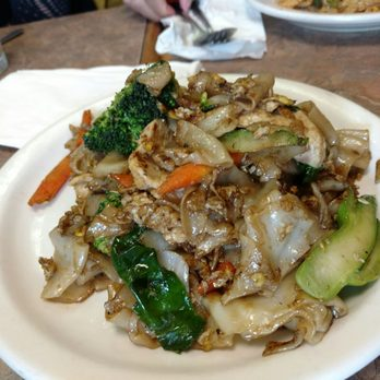 Thai Food Allston Ma