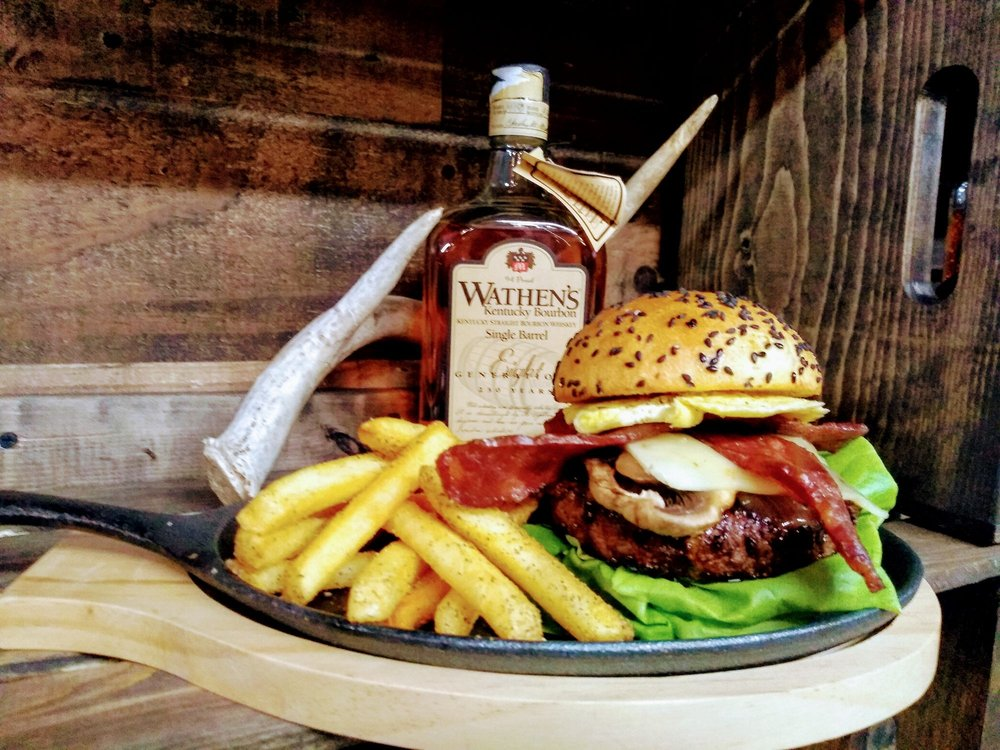 Food from Raised on Country Burgers & Grill
