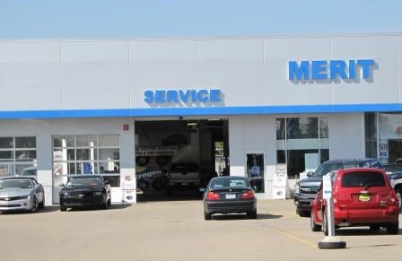 Merit Chevrolet: 2695 Brookview Dr, Maplewood, MN