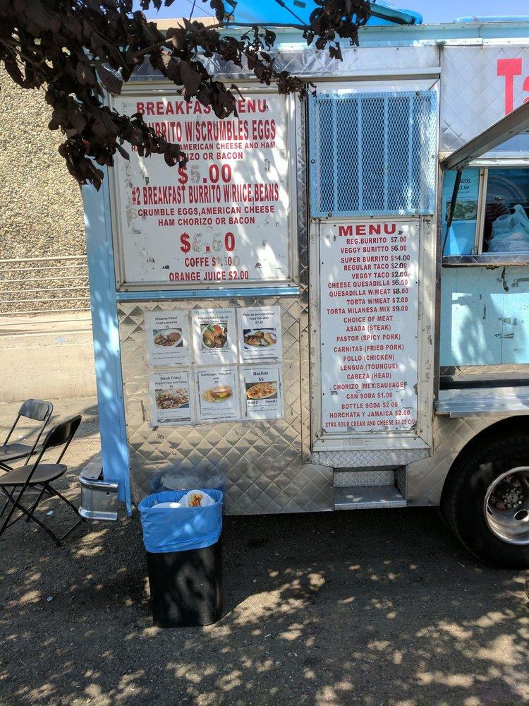 Martha's Taco Truck: 3rd & Market St, Oakland, CA
