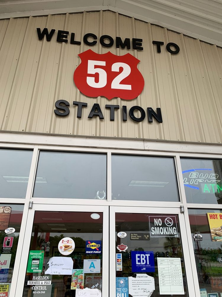 52 Station # 2: 2700 Wmbg County Hwy S, Greeleyville, SC
