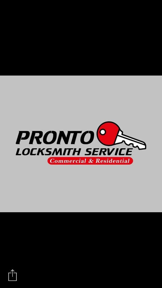 Pronto Locksmith Service