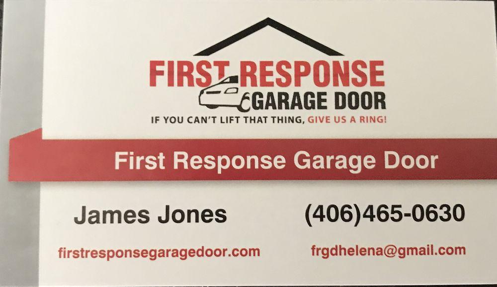 First Response Garage Door