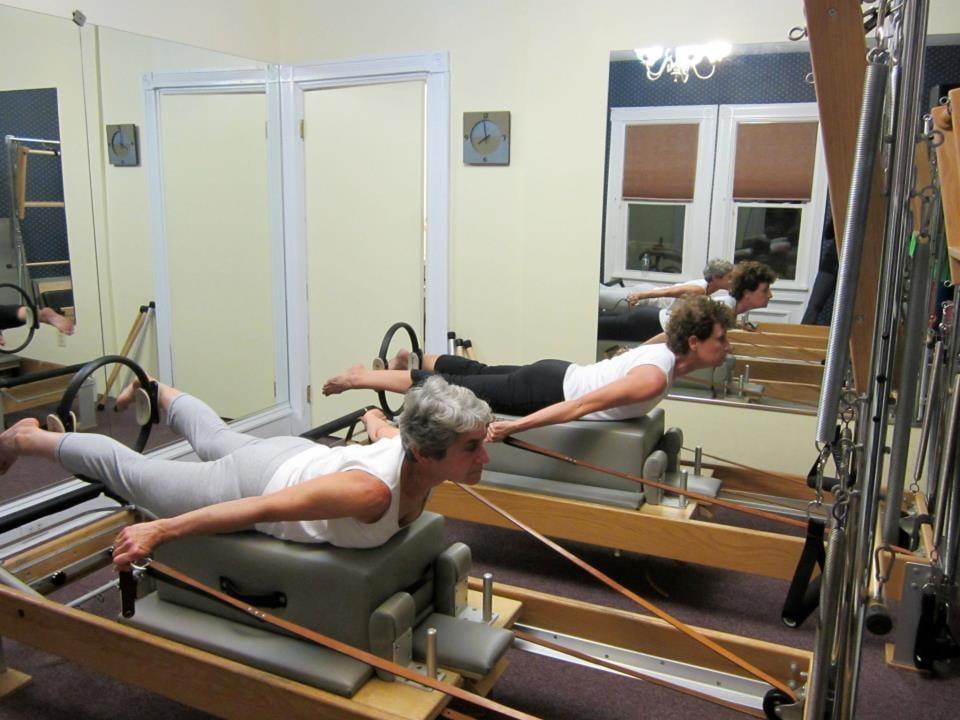 Social Spots from Pilates of New Paltz