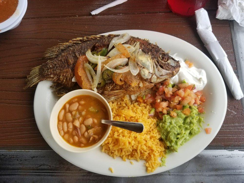 El Mexicano Grille: 219 Ennis Ave, Ennis, TX
