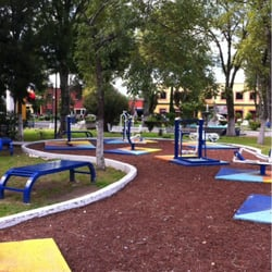 Parque de santiago actividades para ni os 15 sur entre for Gimnasio parquesur