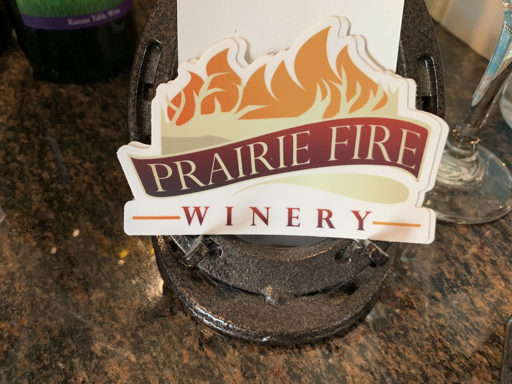 Prairie Fire Winery: 20250 Hudson Ranch Rd, Paxico, KS