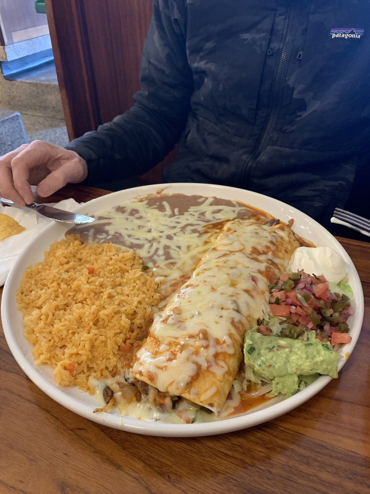 El Teque Mexican Restaurant: 106 Cottage Ave, Cashmere, WA