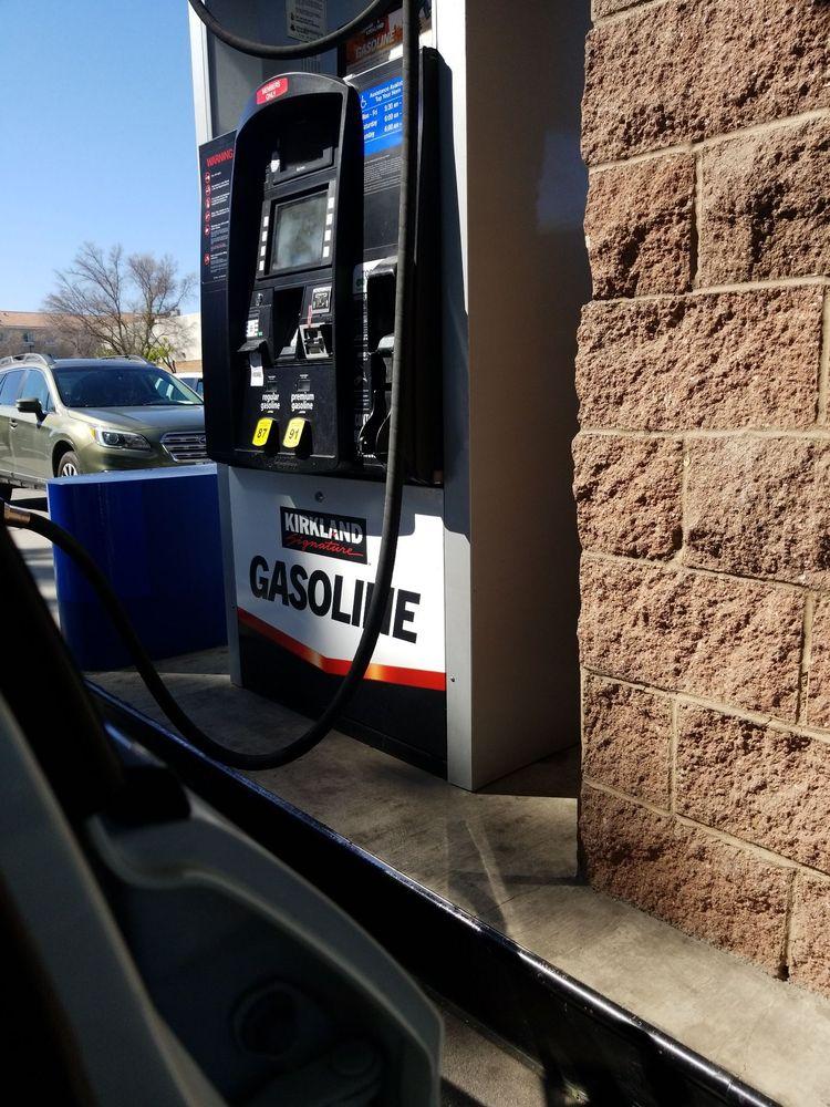 Costco Gasoline: 1099 E Hospitality Ln, San Bernardino, CA