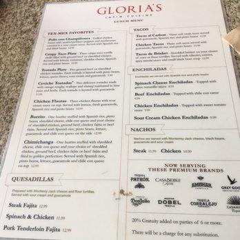 Gloria S Latin Cuisine 170 Photos 162 Reviews Latin American