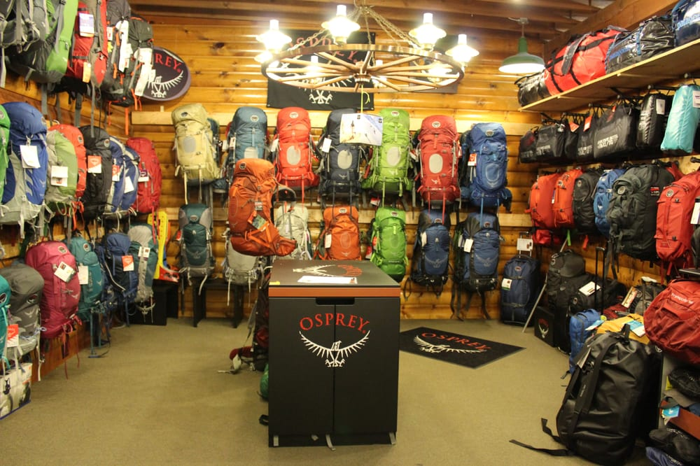 The Backpackers Shop