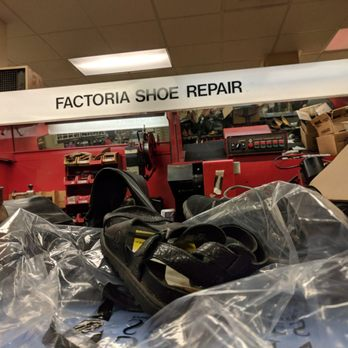 Factoria Square Mall Shoe Repair