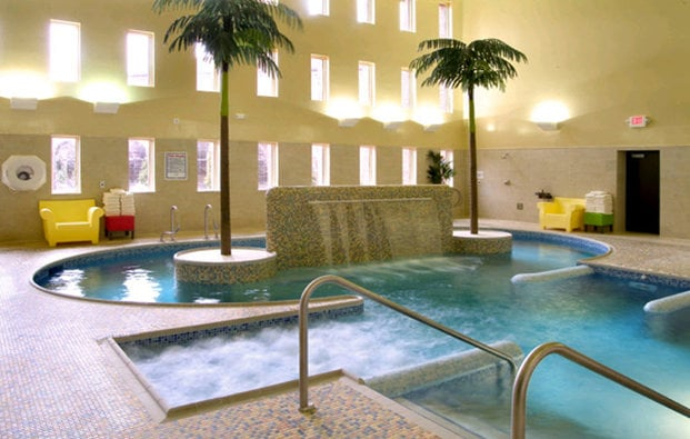 The Inn At St John 39 S Plymouth Mi Indoor Pool Whirlpool Bubble Lounge Yelp