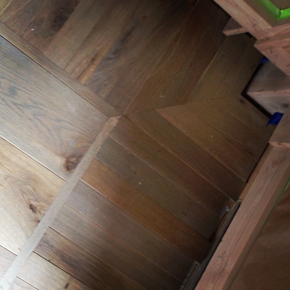 The Finishing Touch Floors: Wood Boarders