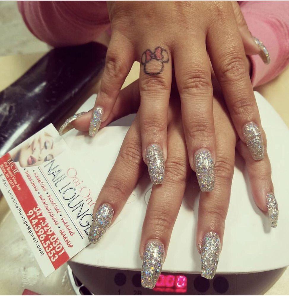 Beautiful nails by talented nails techs at oni oni nail lounge - Yelp