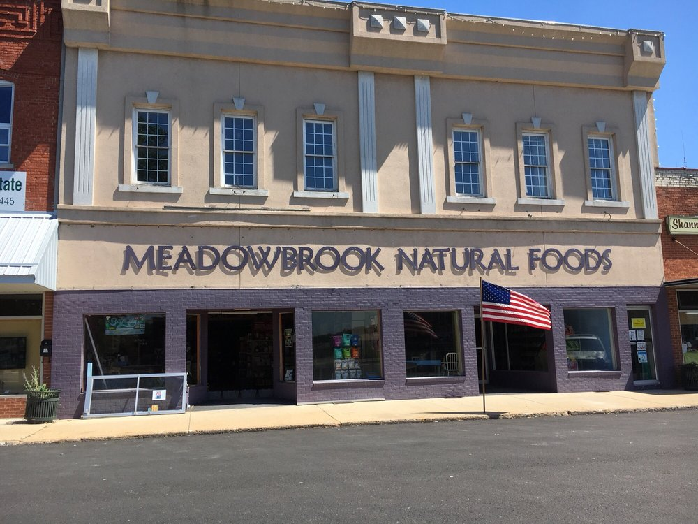 Meadowbrook Natural Foods: 108 N Union St, Mountain Grove, MO