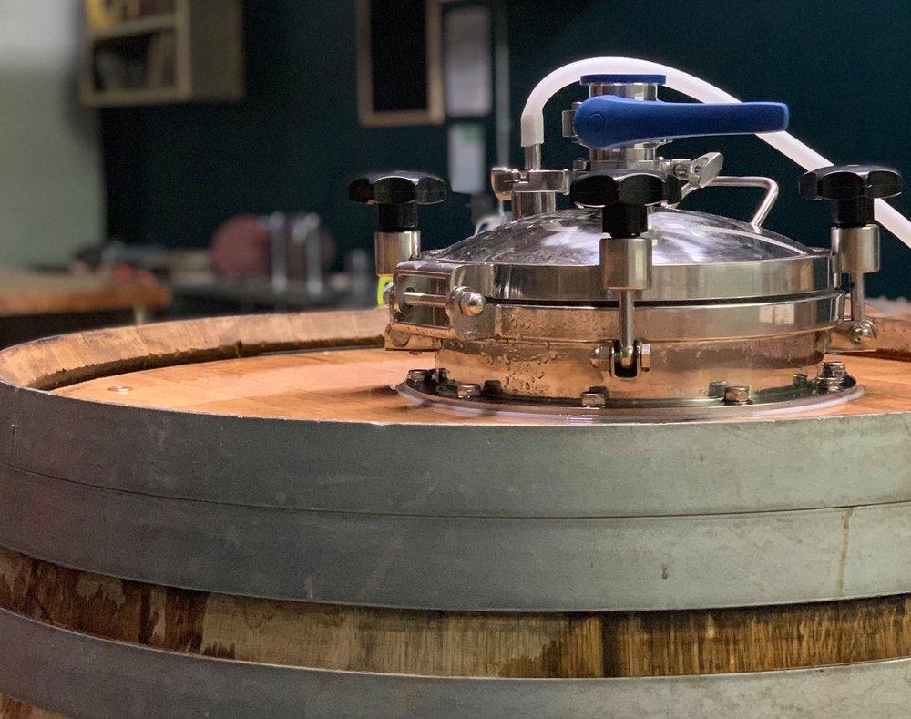 Adamant Brewing and Blending: 1001 Lee Hill Dr, Boulder, CO