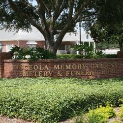 Osceola memory gardens funeral homes cemetery crematory - Osceola memory gardens funeral home ...