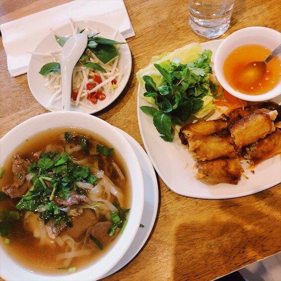 Vietnamese Restaurant Fulham Road